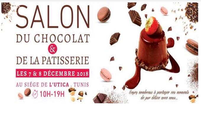 Le premier salon du chocolat en Tunisie