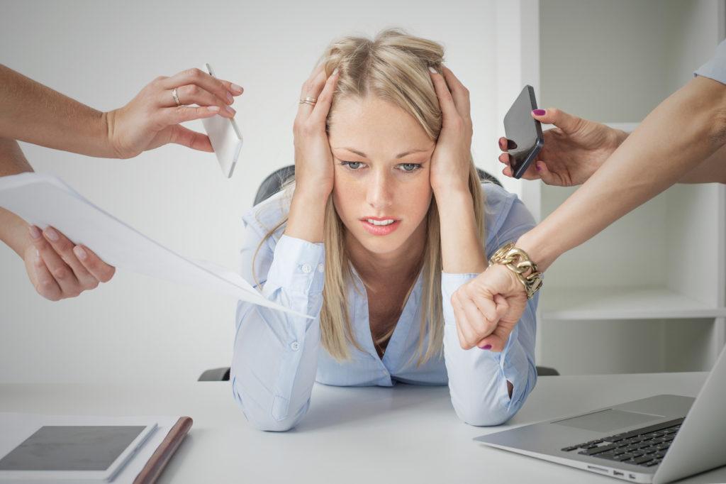 des réducteurs de stress