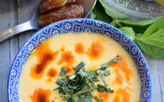 la soupe pendant Ramadan